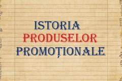 Istoria produselor promoționale