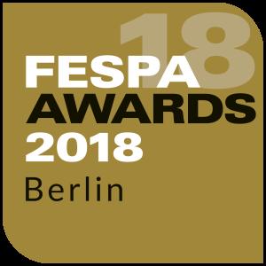 FESPA AWARDS 2018