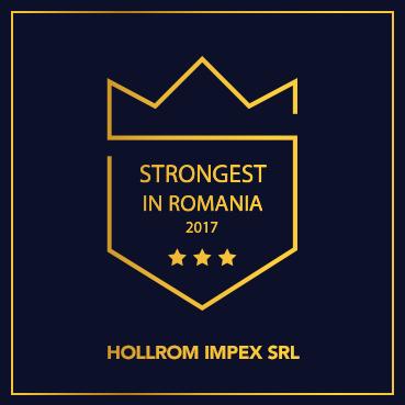 Strongest in Romania 2017 - HOLLROM IMPEX SRL
